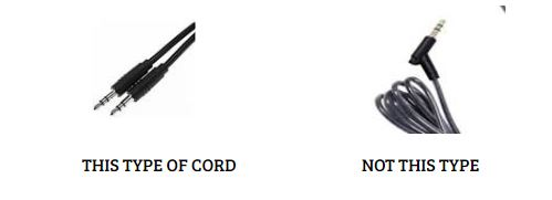 photo of cords