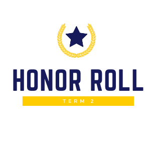 PCMS Term 1 Honor Roll