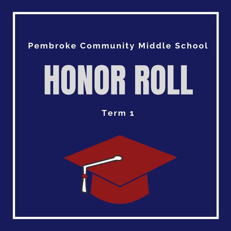 Term 1 Honor Roll
