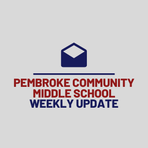 PCMS Weekly Update