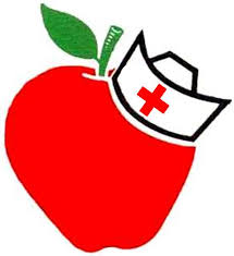 School Nurse Apple Clipart