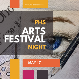 The PHS Visual Art Department is thrilled to announce that 3 PHS students have won awards for their