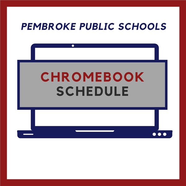 Chromebook Schedule