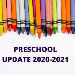Preschool Tuition Update