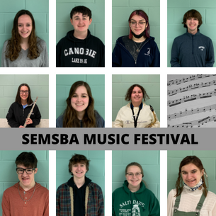 The Pembroke Music Department is thrilled to announce that 34 student musicians have been accepted