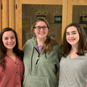PHS Students Accepted to the 2020 MA All-State Music Festival Chorus.