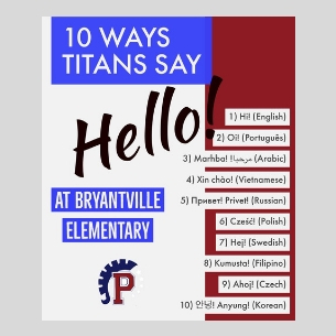 10 ways Titans Say Hello