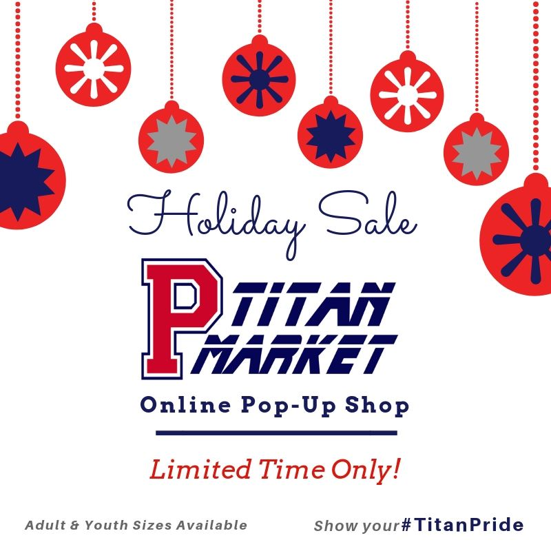 Titan Market Holiday Shop